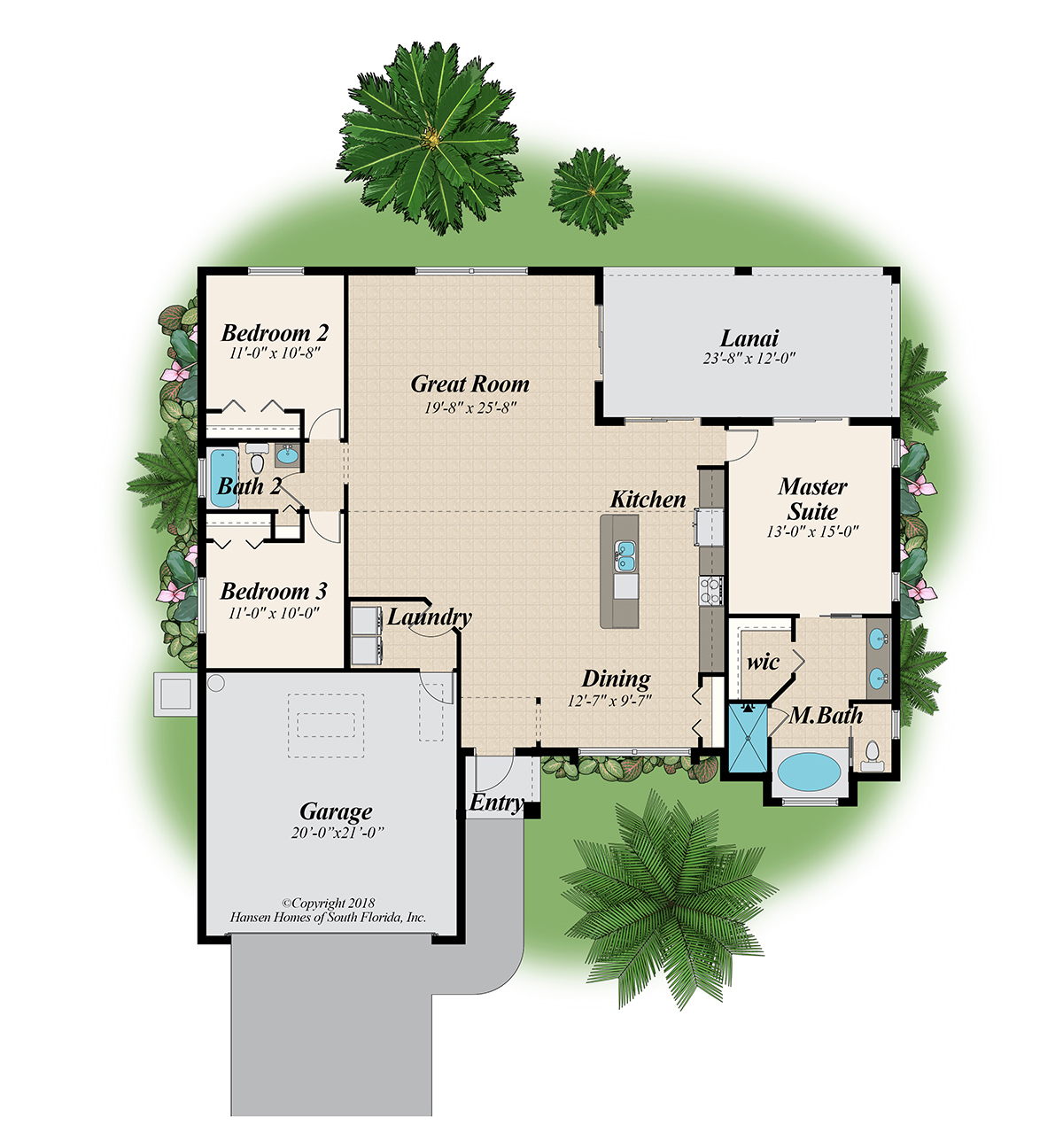 The More Home Plan Floor Plans